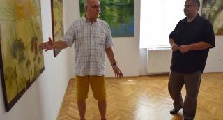 Válogatás az elmúlt negyedszázad magyar képzőművészetéből