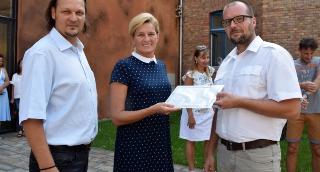 A Tornyai-múzeum munkatársa nyerte a logópályázatot
