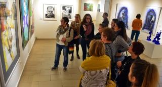 Vásárhelyi kiállítóhelyeket kerestek fel a szegedi múzeum munkatársai
