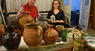 A festőművész gyűjteményéből gyarapodott a múzeum