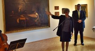 Tornyainak szerepe van a modern magyar képzőművészeti színtéren