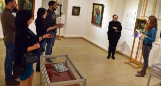 Határokon átívelő kiállítás nyílik az Alföldi Galériában