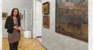 Kincsek az Alföldi Galéria emeletén