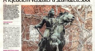 II. Rákóczi Ferenc Csongrád megyei emlékezete