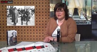 A szociáldemokrata embermentő, Karig Sára
