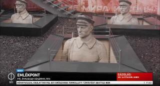 Az Emlékpont az M1 turisztikai műsorában