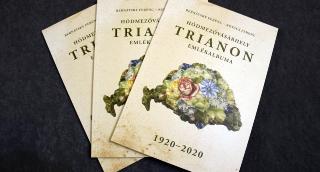 A békediktátum 100. évfordulójára könyvet adott ki a Tornyai-múzeum