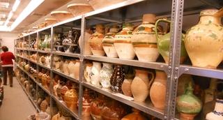 Másfélszázezer műtárgy a múzeum új raktárában