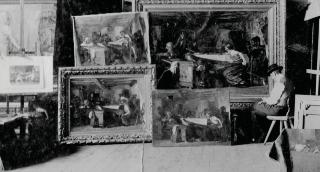 A hódmezővásárhelyi művészcsoport