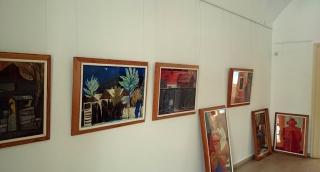 Hézső Ferenc festőművész alkotásaiból nyílik kiállítás