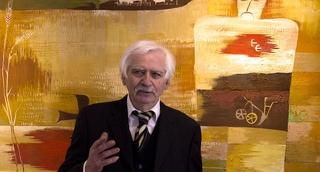 Megnyílt Hézső Ferenc kiállítása az Alföldi Galériában
